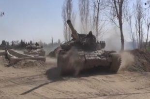 Асадова армија ослободила од терориста 70 одсто територије Источне Гуте 9