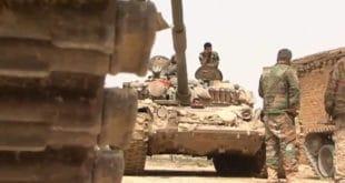 ВЕЛИКА ПОБЕДА АСАДА: Сиријска војска ослобађа Источну Гуту (видео)