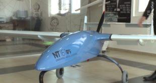 Српска беспилотна летелица НТ-161 (видео) 13