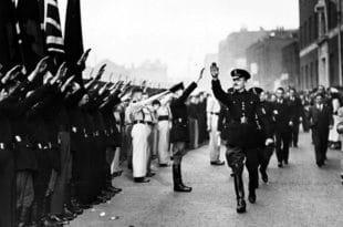 """Нацизам уопште није дело Хитлера и Немаца већ """"џентлмена Енглеза"""""""