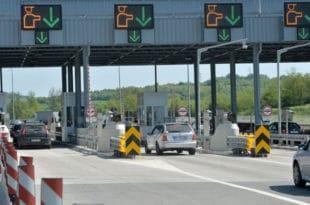 Почело кажњавање возача на свим ауто-путевима због брзине
