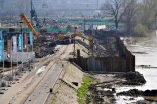 Уместо Куле Београд сада имамо само огромну бару! (фото)