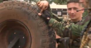 Српски војници у централно афричком паклу званом Банги
