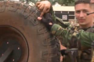 Српски војници у централно афричком паклу званом Банги 6
