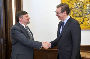 Палмер: Циљ преговора је да Србија призна независност Kосова