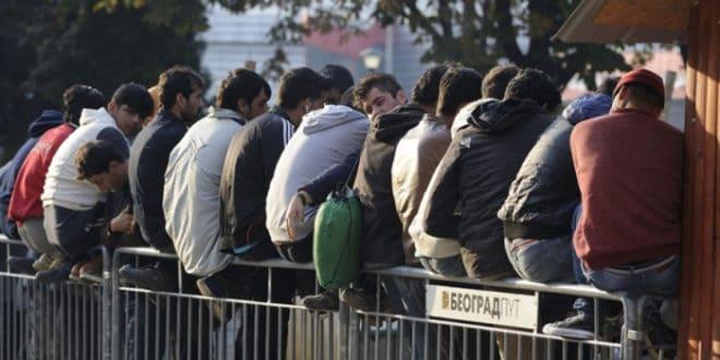 Мигранти групно претукли Србина, казна само 5 дана затвора, док су медији прећутали случај!