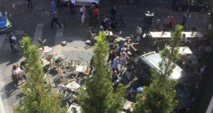 Терористички напад у Немачкој: Три особе погинуле, више од 50 повређених 3