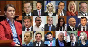 Влада води пропагандни рат против Србије и прети сопственом народу! 1