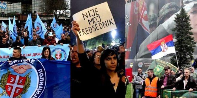 ДОЛАЗИ БУРНИ АПРИЛ! Масовни протести против Вучића у 15 градова Србије!