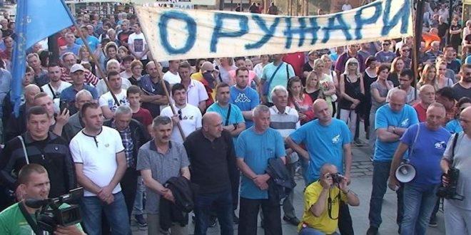 Полицијска тортура над синдикалцима у Крагујевцу се наставља! 1