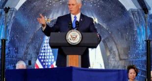 Пенс: Желимо војну доминацију у космосу какву већ имамо на Земљи