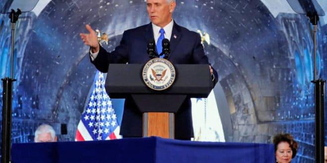 Пенс: Желимо војну доминацију у космосу какву већ имамо на Земљи 1