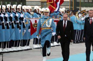 Путин и Ердоган отворили атомску епоху у Турској (видео) 3