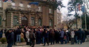 Полицајци и војници, бивши радници и борци најавили велики протест у Нишу 10