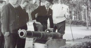 Како је Хилтер поклонио Карађорђеве топове Војном музеју (видео) 6