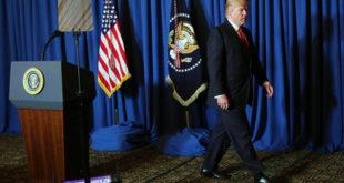 Трамп због удара по Сирији под баражном ватром америчких трамписта