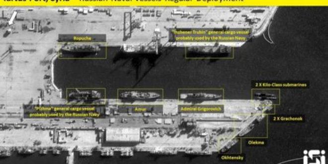 Руска морнарица напушта сиријске луке, заузима борбене позиције у Медитерану 1