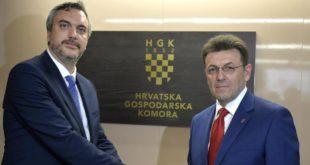 Хрвати отворили привредну комору у Београду 13