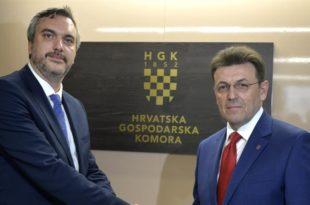 Хрвати отворили привредну комору у Београду