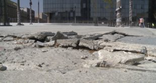 Београд: Распада се плато код Славије, чија је одговорност 6