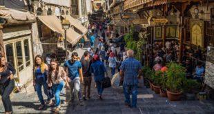 Након шест година: Дамаск је у потпуности безбедан 7