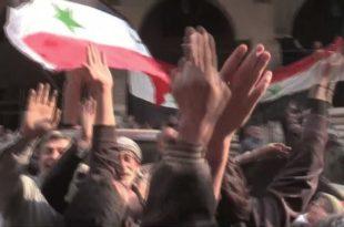 Сирија преузела потпуну контролу у Думи: Вијори се сиријска застава