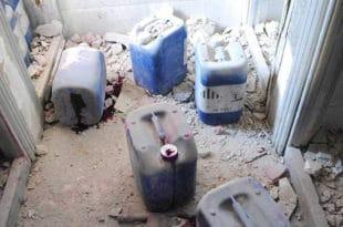 Сирија: Руска војска пронашла хемијско складиште терориста у Думи