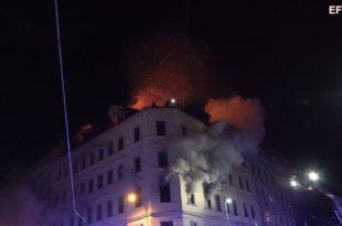 Немачка: Мигрант запалио цео стамбени блок на Велики петак, људи горели у згради и скакали са крова! (видео)