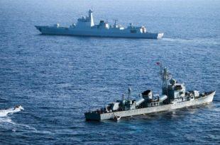НЕЋЕШ ПРОЋИ! Кинеска морнарица препречила пут ратним бродовима Аустралије