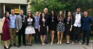 Млади научници из Србије освојили десет медаља на 25. интернационалној конференцији младих научника 11