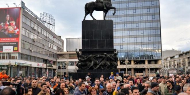 Протести почињу и у Нишу, први је ове суботе у 18h! 1