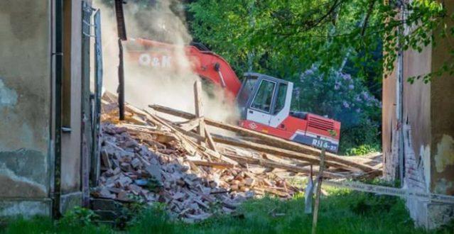 Хаџи Мила Параментић: Срушен историјски комплекс у Ваљеву