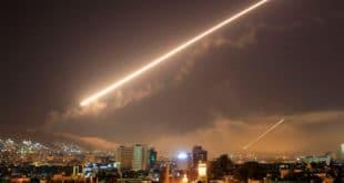 САД, Британија и Француска извршили агресију на Сирију 11