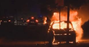 МЕДИЈИ СКРИВАЈУ: Француска већ 5 дана у пламену, мигранти изазвали нереде због забране ношења бурке! (видео)