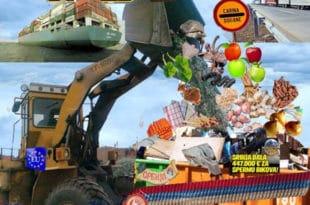 У канџама људи-животиња: Министарство пољопривреде трује нас смећем и отпадом из увоза 10