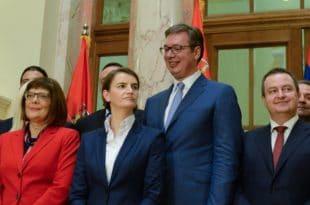 Велеиздајници настављају да спроводе непријатељску антисрпску политику
