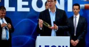 """Држава покрива 40 одсто улагања немачке компаније """"Леони"""" 9"""