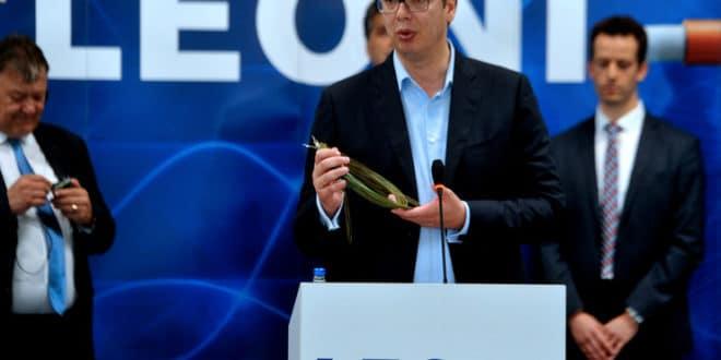 """Држава покрива 40 одсто улагања немачке компаније """"Леони"""" 1"""