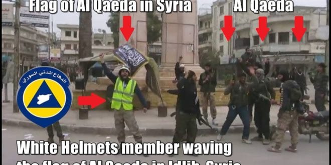 """Ал Каида и """"Бели шлемови"""" већ снимили девет инсценација """"хемијских напада"""" 1"""