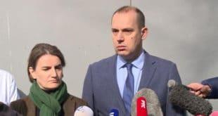 Министар Лончар наместио тендер вредан 18 милиона € за опрему КБЦ Ниш 4