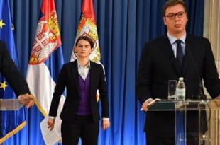 ВЕЛЕИЗДАЈНИК потура МУТАВУ Хрватицу да у јуну потпише независност тзв. Косова 13