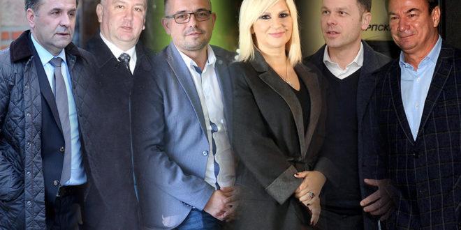У реконструисаној влади чак 6 КЉУЧНИХ ЉУДИ КОЈИ СУ 5. октобра учествовали у рушењу Србије 1