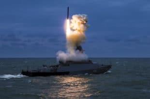 """Русија """"Калибрима"""" из Медитерана и Црног мора може тући све што NATO има у Европи - до југа Енглеске"""