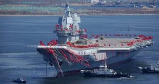 Кина почела тестирања Type 001A – свог другог носача авиона, првог сопствене производње