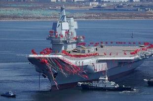 Кина почела тестирања Type 001A - свог другог носача авиона, првог сопствене производње 2