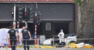 Терористички напад у Белгији: Убијени полицајци и пролазник (видео) 8