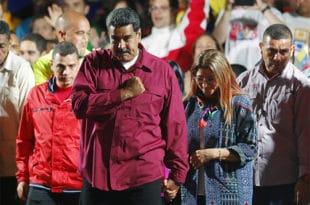 Мадуро убедљиво победио на председничким изборима у Венецуели упркос маневрима САД 14
