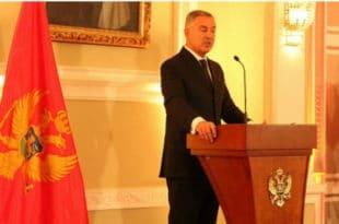 Ђукановић: Уместо провинције Србије, Црна Гора најразвијенија земља региона