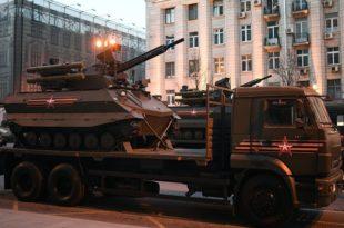 У Москви успешно завршена генерална проба Параде Победе са 13.000 учесника (видео, фото галерија)