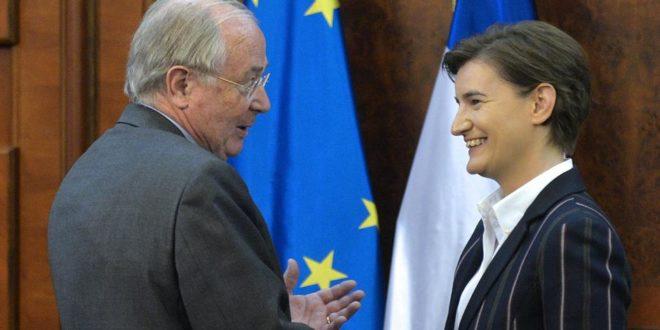 Ти МУТАВА само у своје име да причаш, већину Срба заболе стојко за реформом ЕУ и Француском 1
